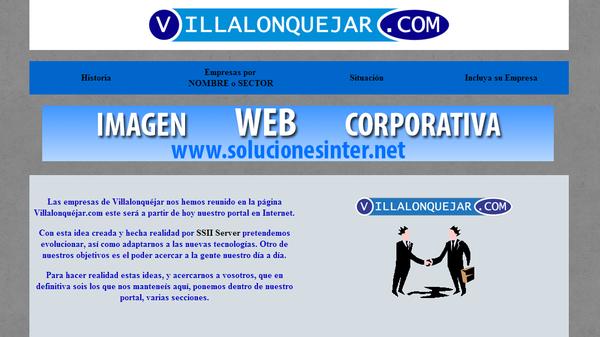 VILLALONQUEJAR.COM