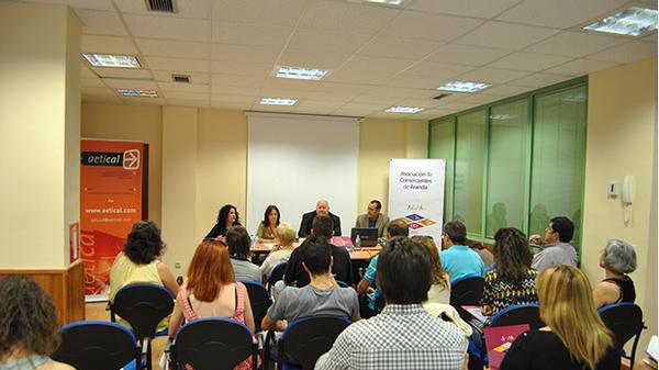 Jornada sobre Google Analytics en Aranda de Duero
