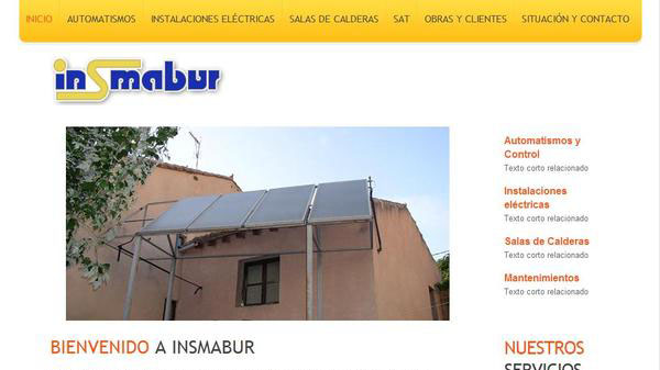 Diseño y mantenimiento de páginas Webs en Burgos