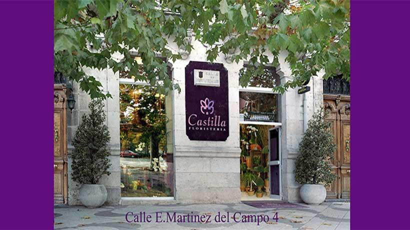 Floristería Castilla – Tienda Online