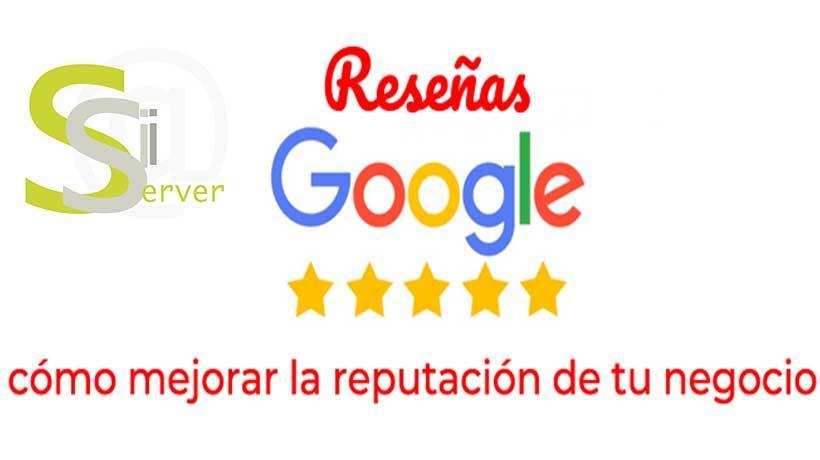 Mejoramos sus reseñas en Google