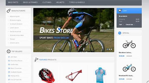 Diseño Tienda Online Básica