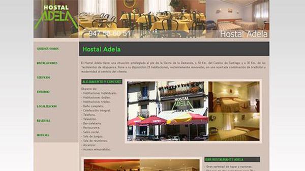 Webs para hoteles con gestor de reservas