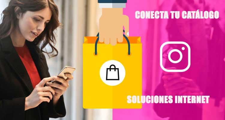 Conecta instagram con tu tienda online